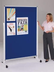 Mobile & Freestanding Notice Boards