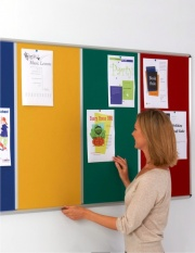 Multibank Notice Boards