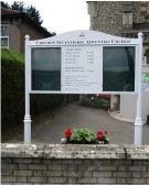 Premium Church Notice Board