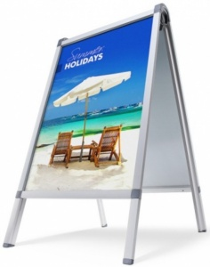 A1 ''A'' Board Pavement Sign - Premium Design