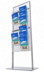 BR Freestanding Literature / Brochure Stands
