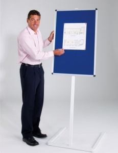 Freestanding Foyer Noticeboards