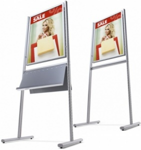 Infoboard Double Sided Poster Displays