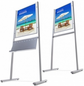 Infoboard Single Sided Poster Displays