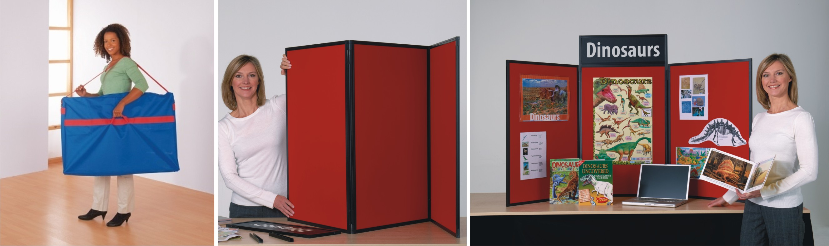 BusyFold Tabletop Display Kit