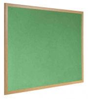 Earth IT Recycled Felt Notice Board