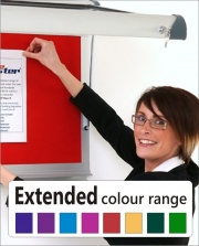 The Vision Internal Showcase - Extended Colour Range