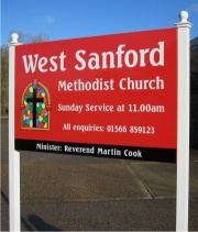 Church Signs - Post Mounted - Signs for Churches