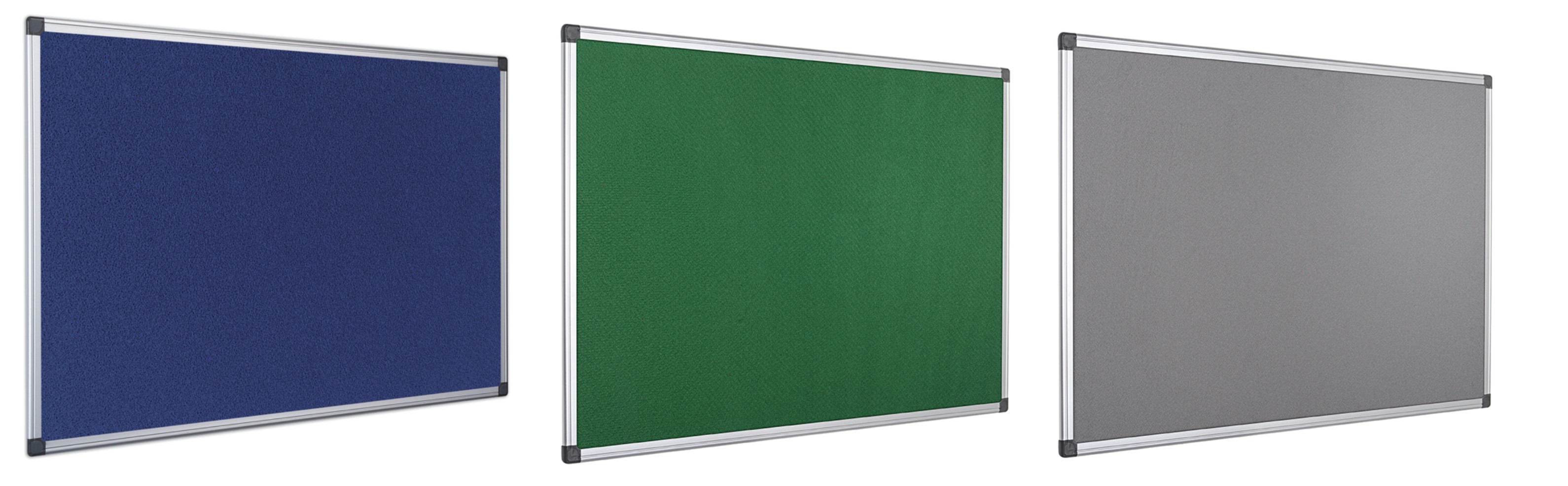 Maya Fire Retardant Felt Notice Boards