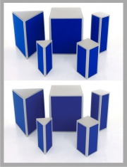 Premium Display Plinths