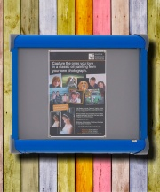 The Vision ''Blue'' Notice Board